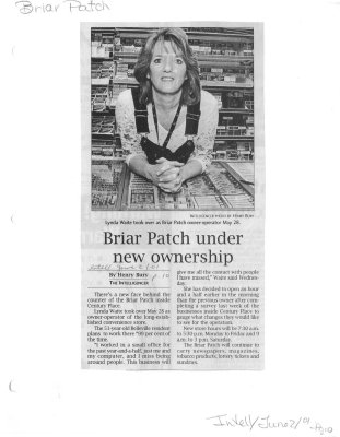 Briar Patch under new ownership