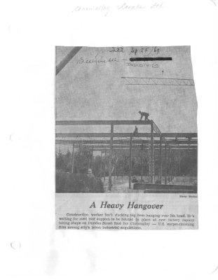 A Heavy Hangover : Chromalloy Canada Ltd