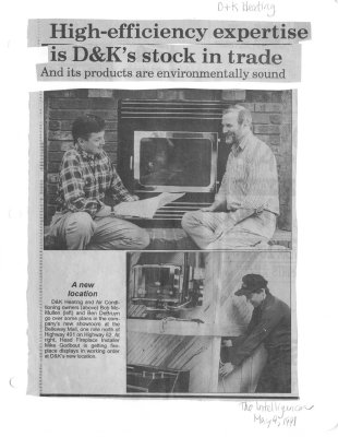 High-efficiency expertise is D&K's stock in trade