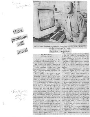 Repairs computers : Dael Computers