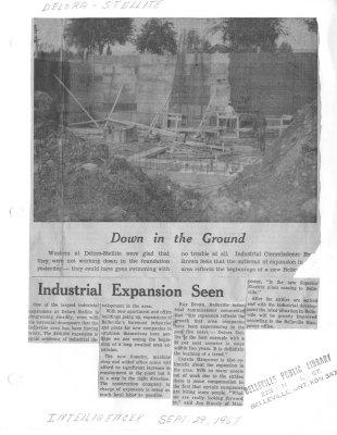 Industrial Expansion Seen: Deloro Stellite