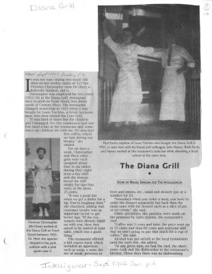 The Diana Grill