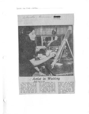 Artist in Waiting: The Door in the Wall
