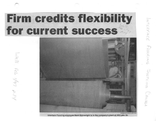 Firm credits flexibility for current success