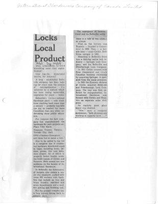 Locks Local Product