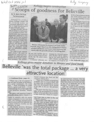 Scoops of goodness for Belleville