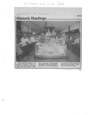 Historic Hastings