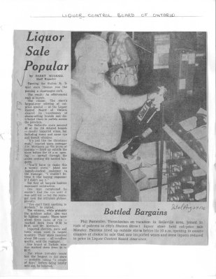 Liquor Sale Popular