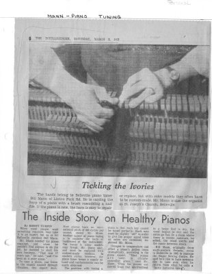 The inside story on healthy pianos