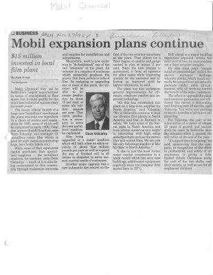 Mobil expansion plans continue