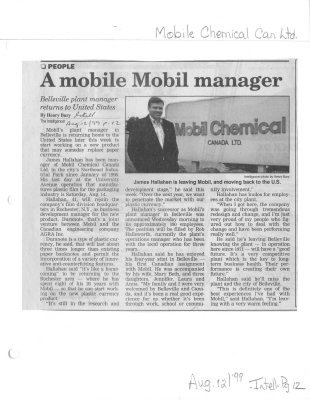 A mobile Mobil manager