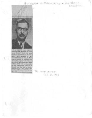 J. A. Grant