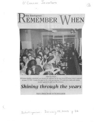 Shining through the years
