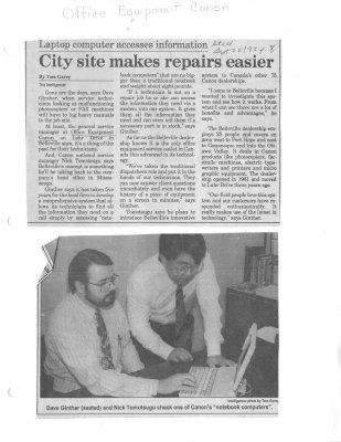 City site makes repairs easier