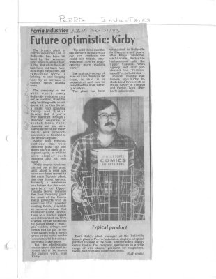 Future optimistic: Kirby