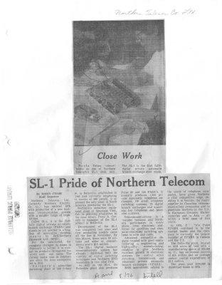 SL-1 Pride of Northern Telecom