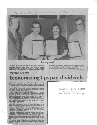Economizing tips pay dividends