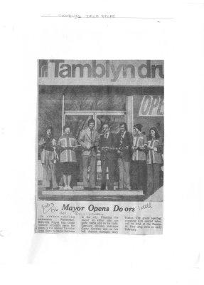Mayor Opens Doors