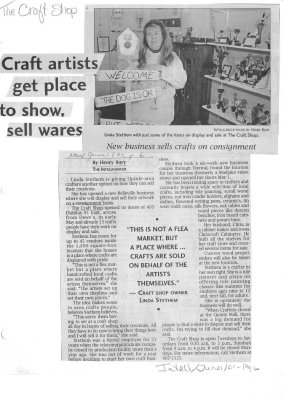 Craft artists get place to show, sell wares