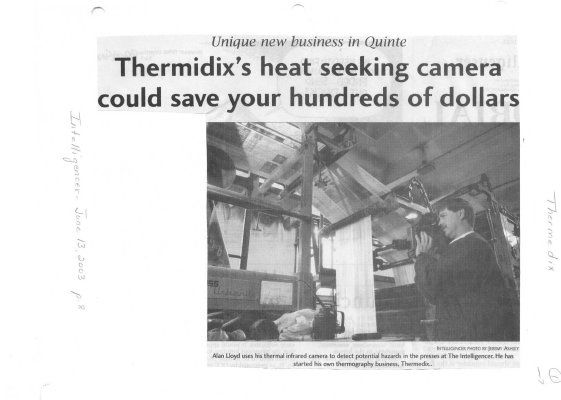Thermidix's heat seeking camera could save your hundreds of dollars
