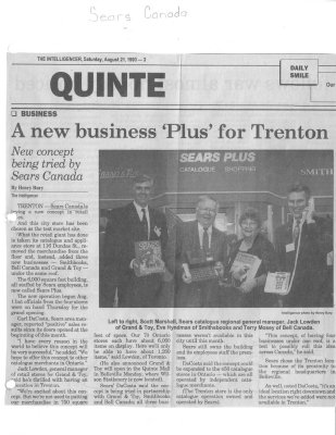 A new business 'Plus' for Trenton
