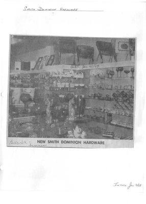 New Smith Dominion Hardware