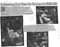Celebrating Five Years In Downtown Belleville