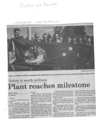 Plant reaches milestone