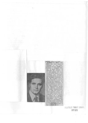Warren R. (Bill) Vaughan