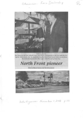 North Front Pioneer