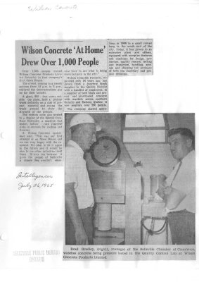 Wilson Concrete 'At Home' Drew Over 1,000 People