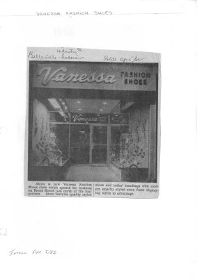 Vanessa Fashion Shoes Store
