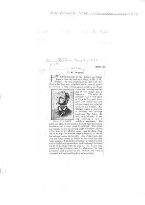 J.  W. Walker