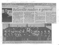 Belleville readies a general
