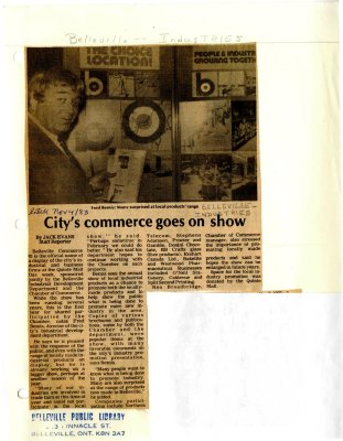 City's commerce goes on show