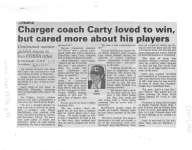 Carter, Pat (Died)