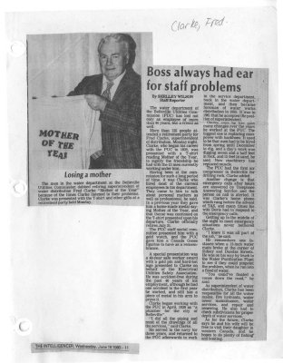 Boss always had ear for staff problems