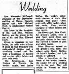Clark, John Michael and McCoy, Karen Frances (Married)