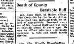 Huff, John (Died)