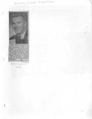 James Robertson Collins