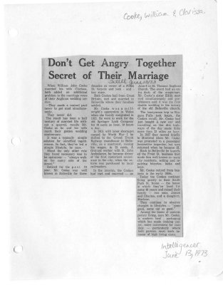 Don't Get Angry Together Secret of Their Marriage