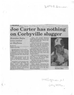 Joe Carter has nothing on Corbyville slugger