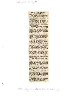Lyle Langabeer