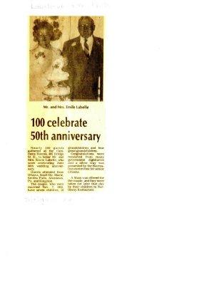 100 celebrate 50th anniversary