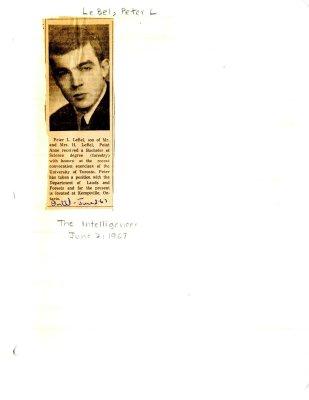 Peter L. LeBel