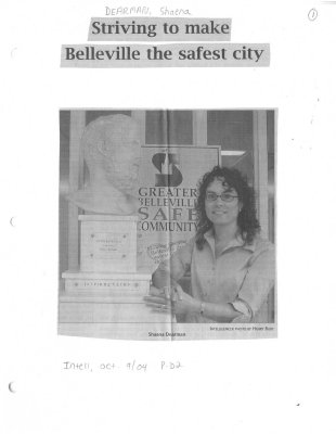 Striving to make Belleville the safest city