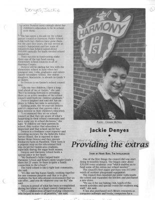 Jackie Denyes