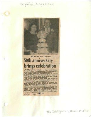 50th Anniversary brings celebration