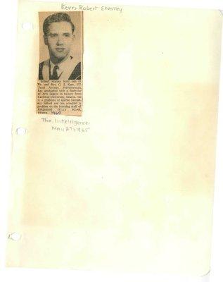 Robert Stanley Kerr