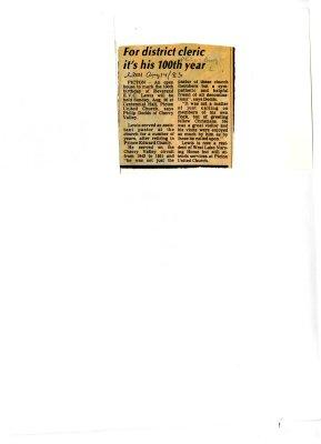 The Intelligencer, 14 Aug 1985
